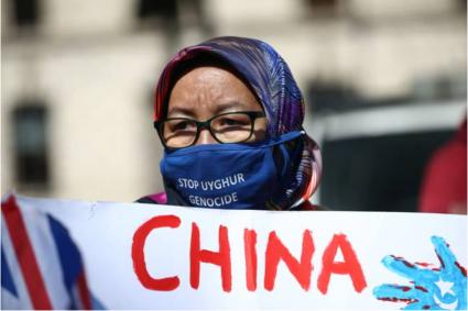 中国はウイグル人で感情検出AIソフトを実験